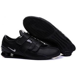 Nike Shox Rivalry shox nike shox triple velcros black [nike shox - add extra style to FHQWNNH